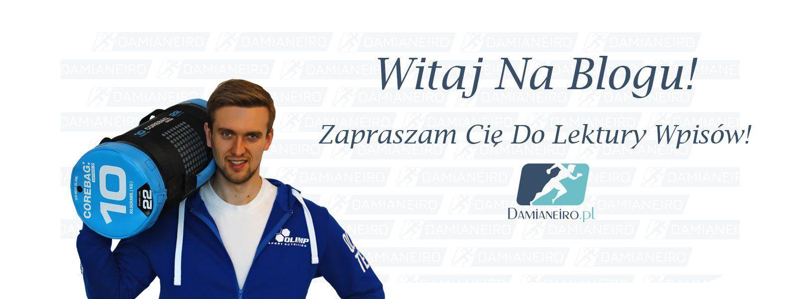 Certyfikowany Trener Personalny Białystok – Damian Ostrowski